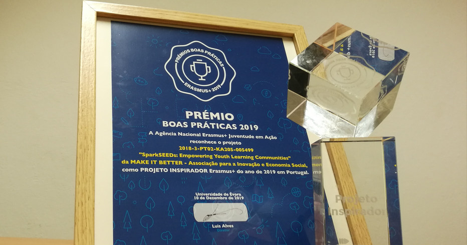 SparkSEEDs - Goods Practices Award