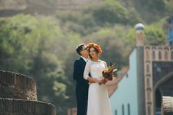 Wedding in Georgia Tbilisi