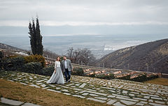 Wedding in Sighnaghi