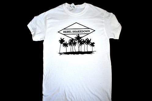 White T - Diamond Palms