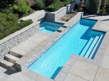 Protect your swimming pool in southern California during the rainy season: