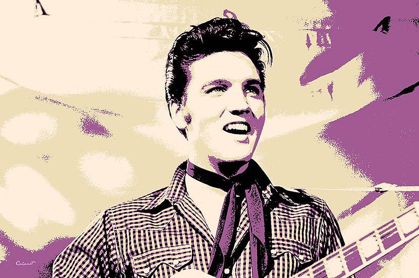 Elvis Presley Duvar Kağıdı | 3 Boyutlu Efsane Duvar Kağıtları