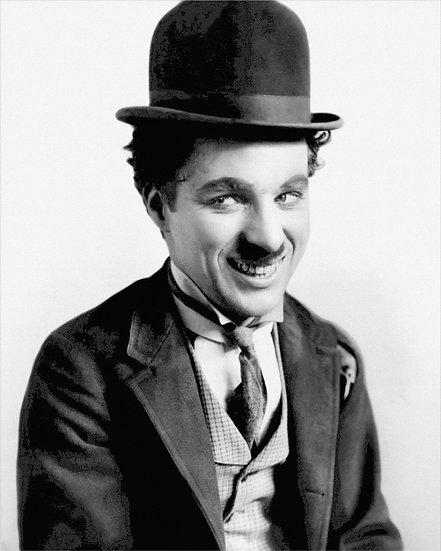 Charlie Chaplin Fotoğraf Duvar Kağıtları | Chaplin Manzaralı Duvar Kağıdı
