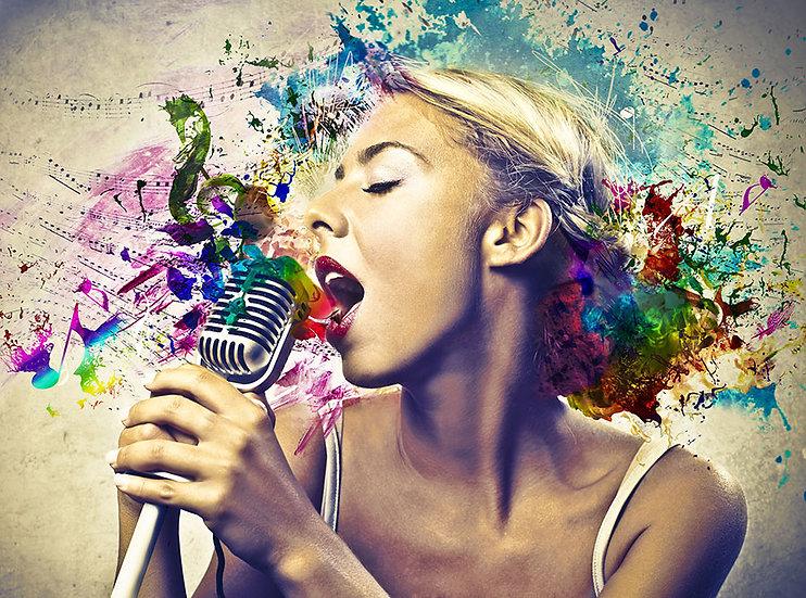 Cafe Duvar Kağıdı | 3 Boyutlu Müzik Duvar Kağıtları