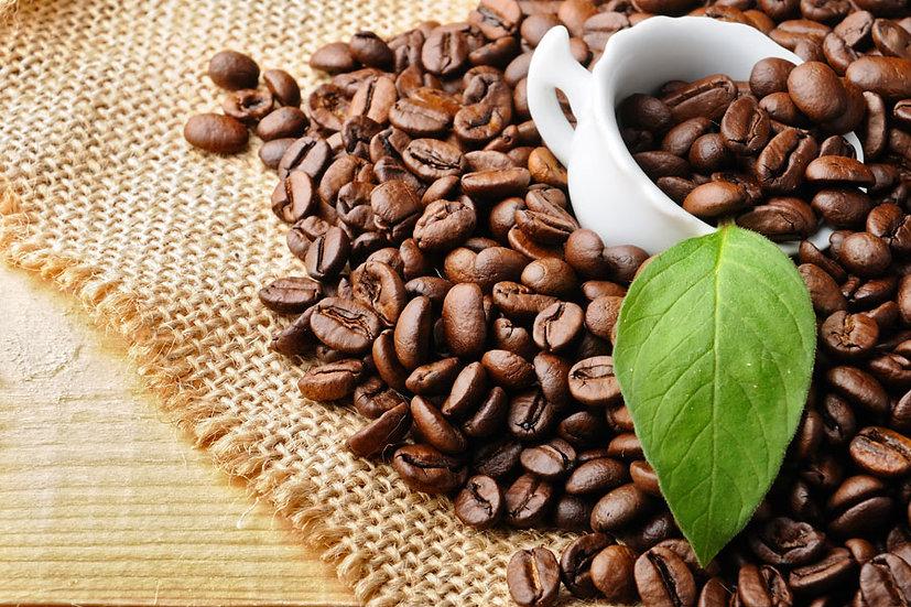 Kahve Fincanı Duvar Kağıdı | Kabartmalı Columbia Kahvesi Duvar Kağıdı