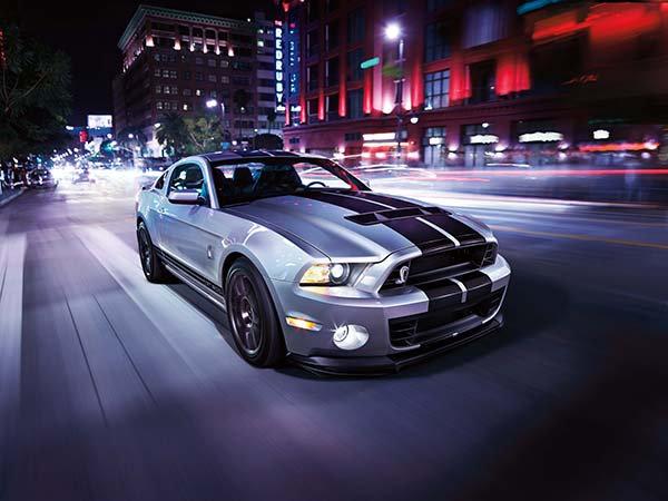 Efsane Ford Duvar Kağıdı | 3 Boyutlu Mustang Duvar Kağıdı Çeşitleri