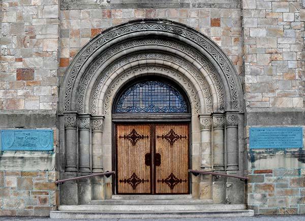 Ortaçağ Mirmarisi Duvar Kağıdı   3 Boyutlu Taş Kapı Duvar Kağıdı   Duvar34.com