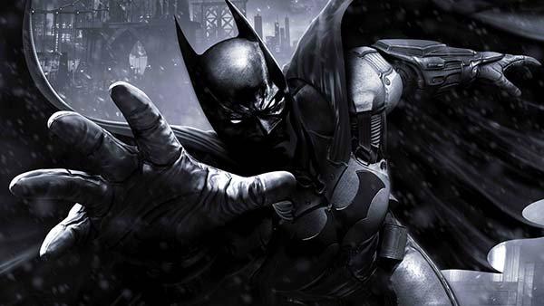 Batman Duvar Kağıdı | 3 Boyutlu DC Comics Duvar Kağıdı
