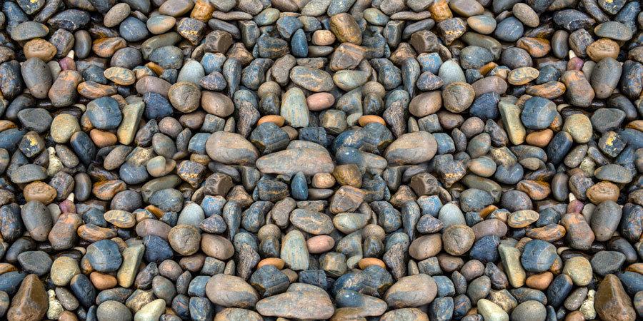 Çakıl Taşları Duvar Kağıtları   3 Boyutlu Deniz Taşları Duvar Kağıdı   Fransa