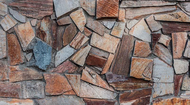 3 Boyutlu Renkli Taş ve Tuğla Duvar Kağıtları | Muhteşem Taş Tuğla Duvar Kağıdı