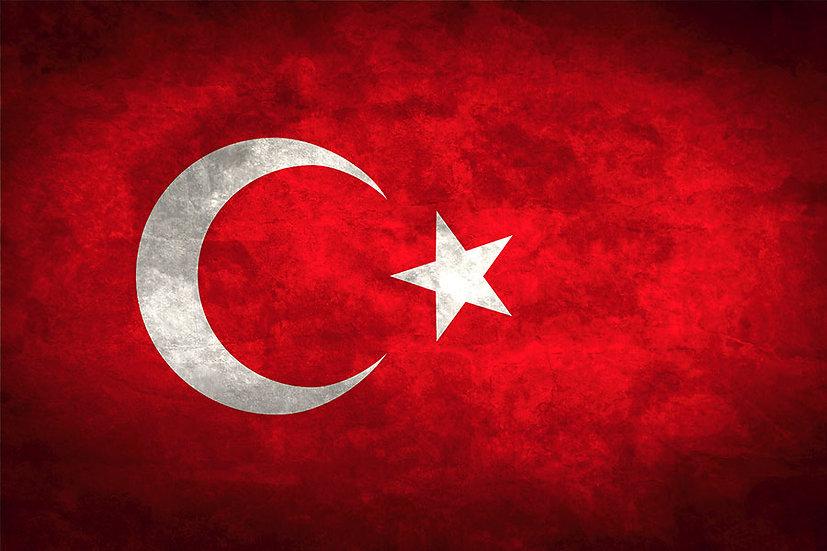 Türk Bayrağı Duvar Kağıtları | HD Kokusuz Bayrak En Uygun Duvar Kağıtları