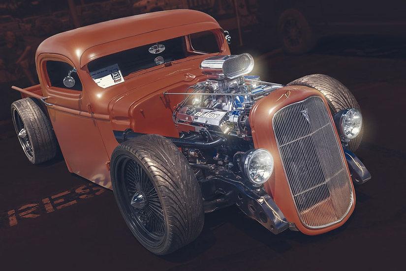 1958 Bugatti Classic Duvar Kağıtları | 3 Boyutlu Bugatti Duvar Kağıtları