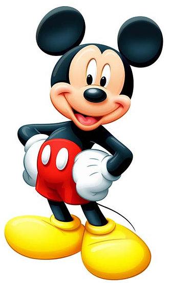 Mickey Mouse 3D Duvar Kağıtları | Dekoratif Duvar Kağıdı Çeşitleri