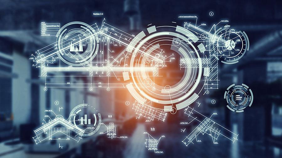 Yeni Teknoloji Duvar Kağıtları | 3 Boyutlu Bilgisayar Eğitimi Duvar Kağıdı