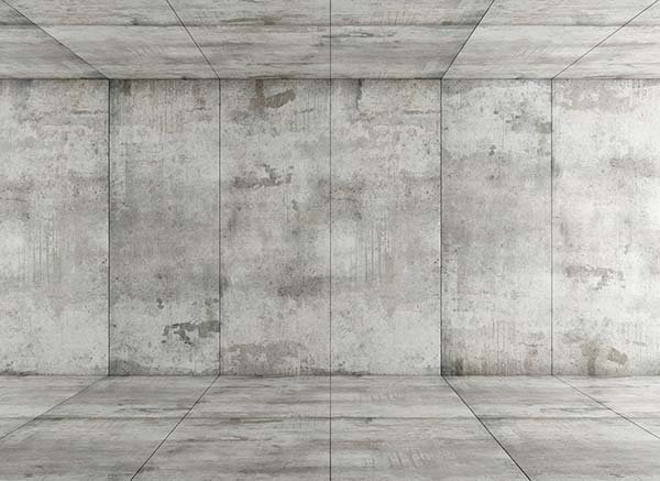 Kirli Duvar Kağıdı | 3 Boyutlu Eskitme Beyaz Duvar Kağıtları