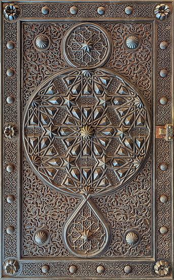3 Boyutlu Oyma Taş Modelleri Duvar Kağıtları | Dini Resimli Duvar Modelleri