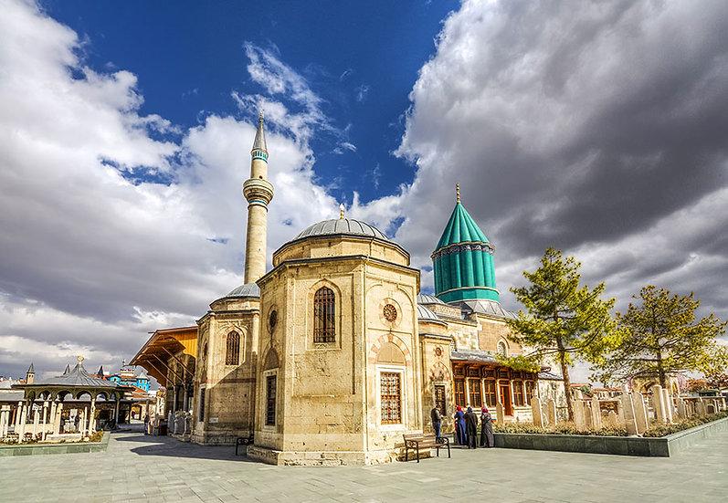 Cami Duvar Kağıtları | Dini Resimli Duvar Kağıdı | Dizi Yazı Duvar Kağıdı