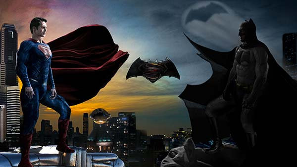 Süperman Duvar Kağıdı   Batman 3 Boyutlu Duvar Kağıtları Örnekleri