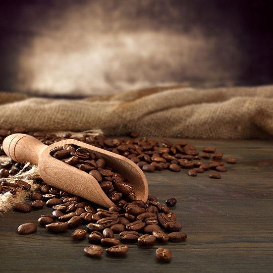 Kahve Çekirdekleri Duvar Kağıdı | Kabartmalı Columbia Kahvesi Duvar Kağıdı