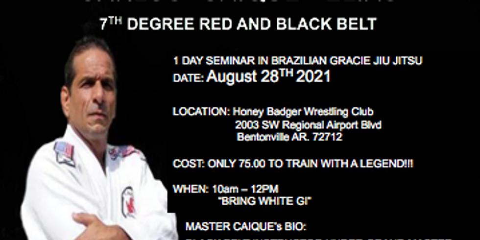 Master Caique Seminar