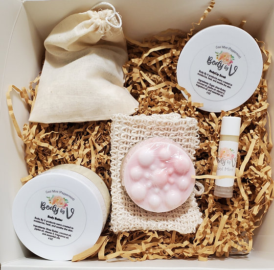 Cool Mint Gift Set