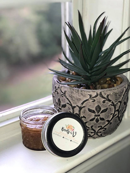 4 oz Brown Sugar Glaze Scrub