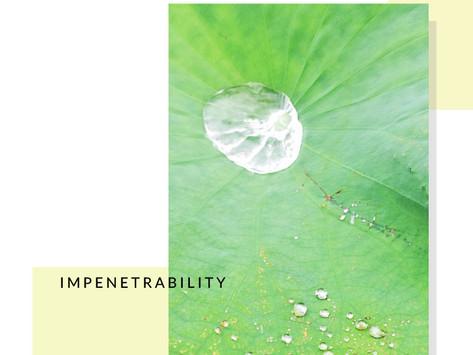 Impenetrability