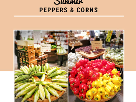 Summer Peppers And Corns