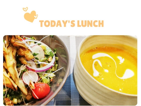 Today's lunch