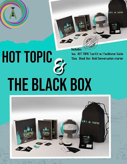 HOT TOPIC & THE BLACK BOX Bundle