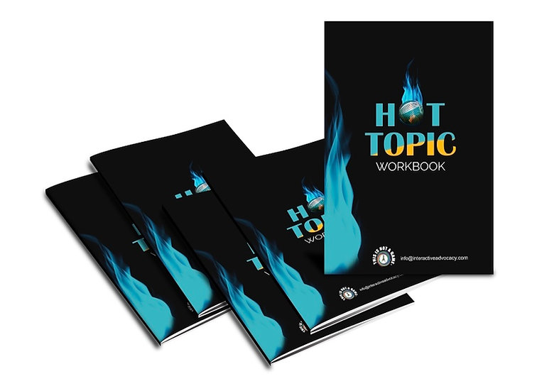 HOT TOPIC ISB Workbooks