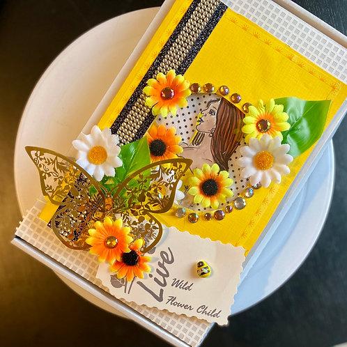 Flowerchild gift box