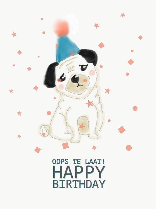 OOPS birthday