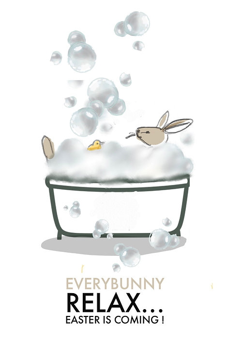 Everybunny relax