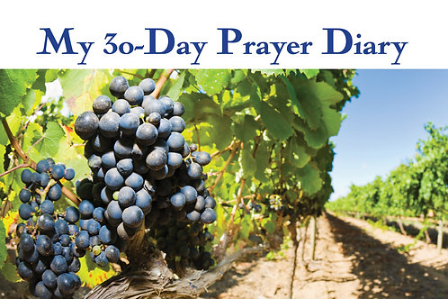 My 30-Day Prayer Diary by Candy Abbott