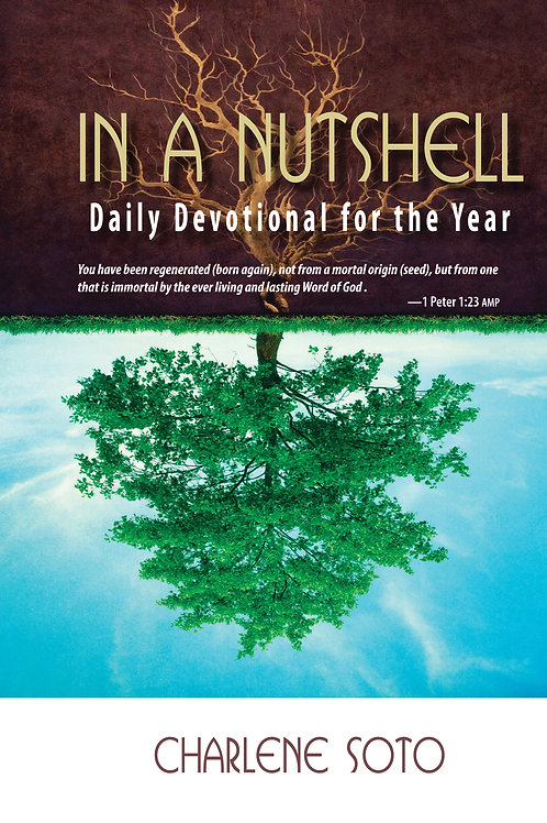 In a Nutshell Daily Devotional for the Year by Cheryl Soto