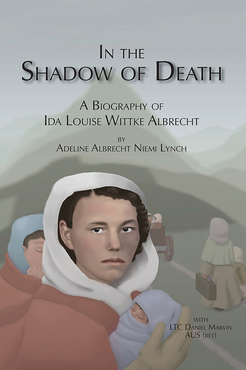 In The Shadow Of Death by Adeline Lynch