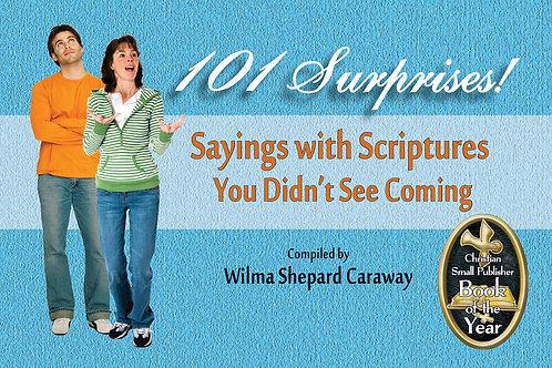 101 Surprises! by Wilma Shepard Caraway