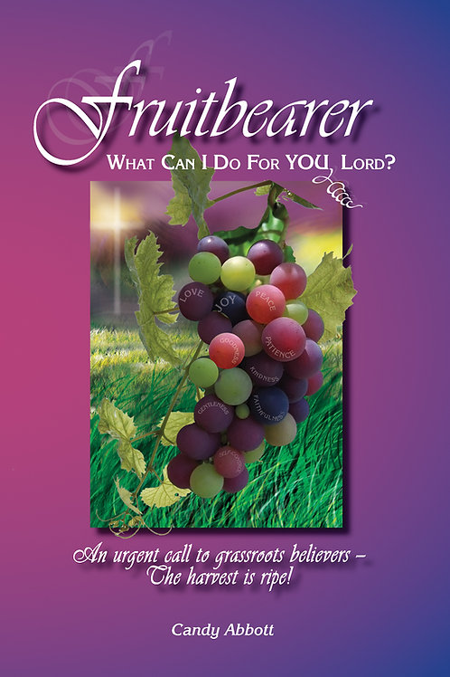 Fruitbearer: What Can I Do ForYou Lord? by Candy Abbott
