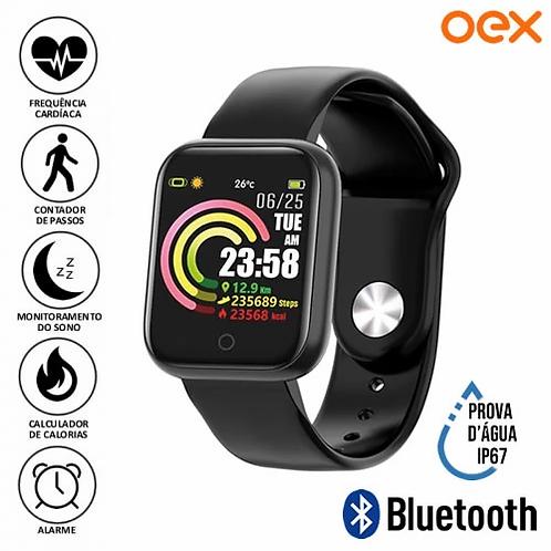 Relógio Inteligente Smart ACE  à Prova D água IP67 - OEX