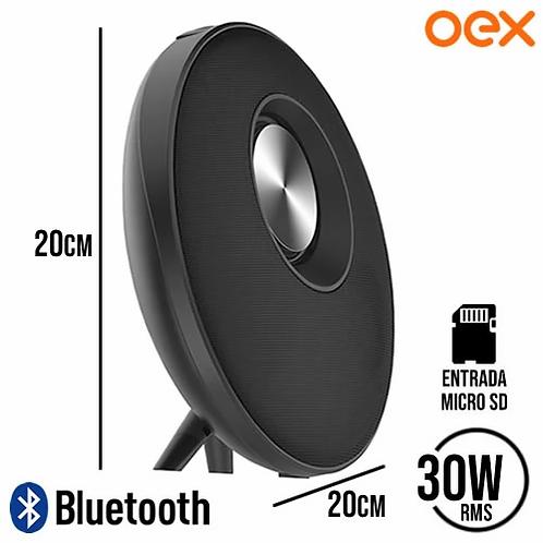 Caixa de Som Speaker Home Bluetooth/SD 30W RMS