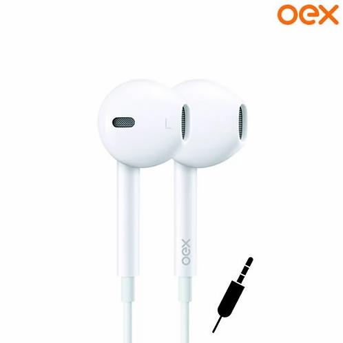 Fone de Ouvido P2 c/ Microfone Colormod OEX