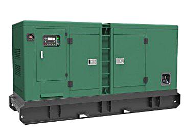 גנרטור מיוצב מושתק 80KV