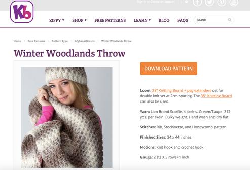 Allie Marshall on KnittingBoard.com