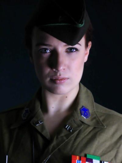 Allie Marshall Military