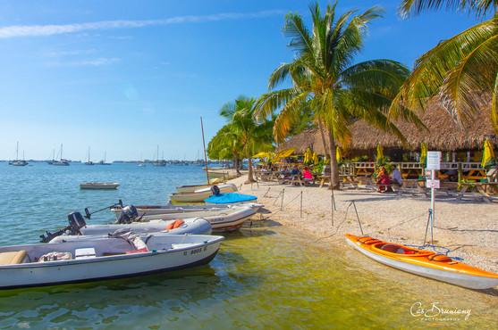 Tiki Bar Bayfront Park
