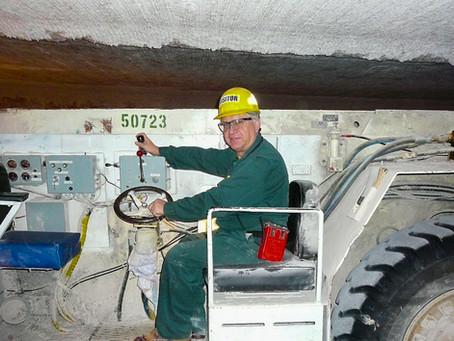 Rocanville, SK, Canada - Underground Potash Mine