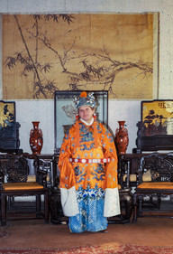 Beijing, China - the last Chinese Emperor