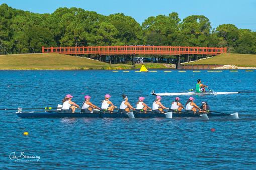 Rowing - Benderson Park