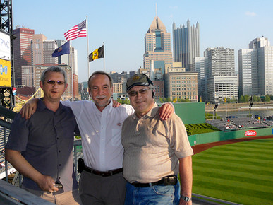Pittsburgh, PA - Heinz Field (Baseball)